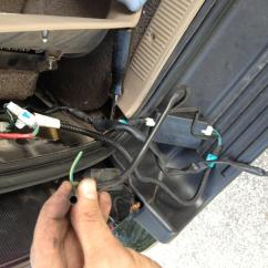 Toyota Trailer Wiring Diagram Of Ups How To Install Inverter In 2 Rooms 2012 Tacoma Exhaust System