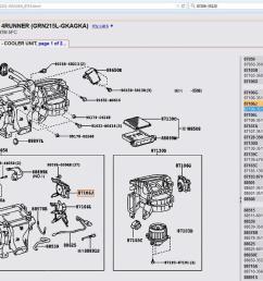 buzzing from air conditioner toyota 4runner 2003 4runner wiring diagram 2003 4runner ac diagram [ 1186 x 670 Pixel ]