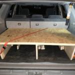 Another Storage Sleeping Platform Thread Toyota 4runner Forum Largest 4runner Forum