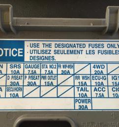 interior fuse panel acc keeps blowing fuse panel interior jpg [ 1095 x 821 Pixel ]