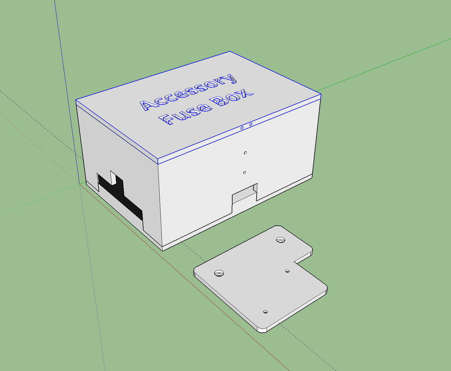 hight resolution of  3d printing accessory fuse box 4 png