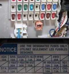 blown fuse no power windows radio ac fan etc help please [ 800 x 1078 Pixel ]