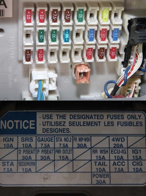 small resolution of blown fuse no power windows radio ac fan etc help please
