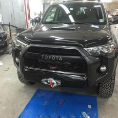 Toyota All New Vellfire 2.5 Zg Edition Tune Up Grand Avanza Sweet Hidden Winch Mount Page 2 4runner Forum
