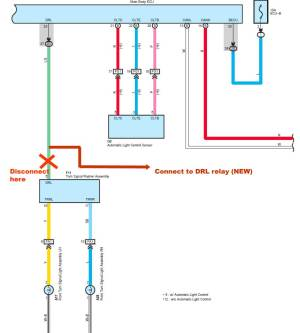 Wiring diagram for trailer hookup in 2012 SR5 ?  Toyota