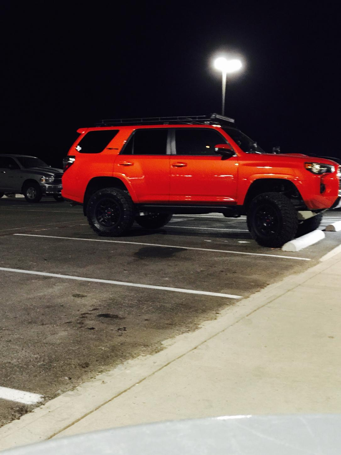 4runner Parts Toyota Road