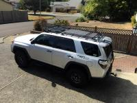 DIY: Gobi Stealth Roof Rack/Ladder Install - Page 9 ...