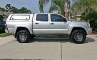 Silver 2016 4runner - wheels photoshop? Best wheels ...