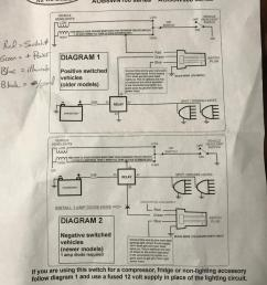 arb compressor aob switch install page 2 toyota 4runner forum arb twin compressor wiring diagram [ 826 x 1101 Pixel ]