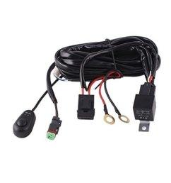 2010 2018 toyota 4runner low profile ditch light brackets wiring harness jpg [ 816 x 1024 Pixel ]