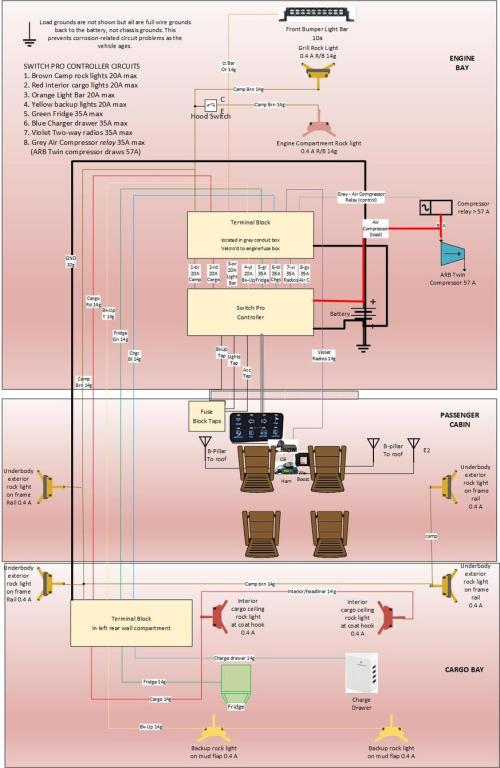 small resolution of arb switch wiring diagram