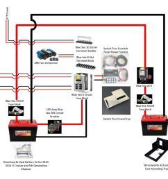 best dual battery setup for a 5th gen 4runner page 8 toyotabest dual battery setup for [ 1364 x 1054 Pixel ]