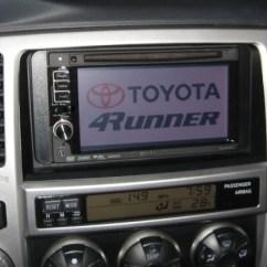 Toyota 4runner Wiring Diagram Radio 2005 Honda Accord Lx 2008 Aftermarket Stereo