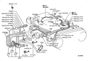 vacuum diagram help  Toyota 4Runner Forum  Largest