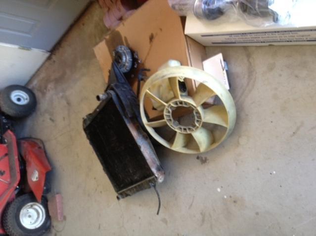 Flexalite 31147 Adjustable Electric Fan Control Kit