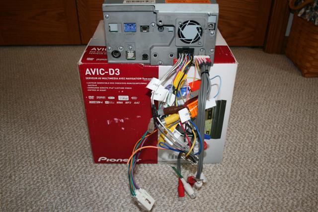 Avic D3 Wiring Diagram Pioneer Avic F700bt Wiring Diagram Pioneer Avic