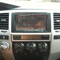 2000 Celica Radio Wiring Diagram Human Life Cycle Stages 2008 Toyota 4runner Aftermarket Stereo