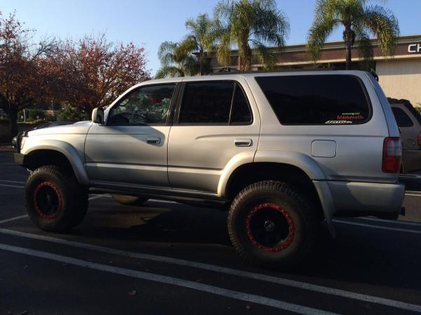 3rd Gen 4runner Lift Toytec - Year of Clean Water