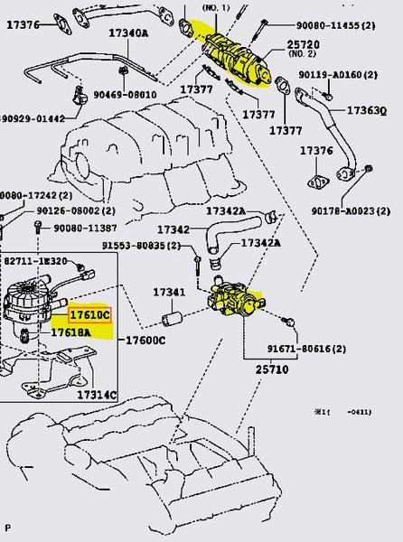 2005 Toyota Sequoia Parts Diagram 2009 Toyota Prius Parts