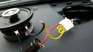 2015 Dash Speaker Upgrade  Simple Solution (NonJBL with Nav)  Toyota 4Runner Forum  Largest