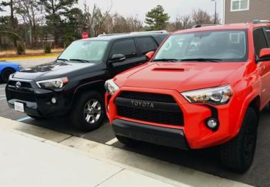 Toyota 4runner Trd Pro Suv Review Ratings Edmunds