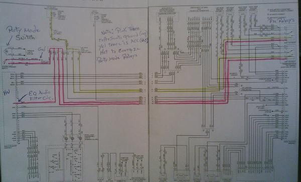 Electriciansget In Here Wiring Diagram Toyota 4runner Forum