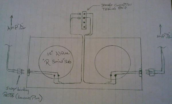 Diagram Of Cable Connection Note Both Ends Are Looking Into Male
