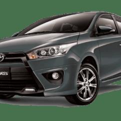 Pilihan Warna Grand New Avanza 2017 Keluhan 7 Toyota All Yaris Terbaru Harga Grey Metallic