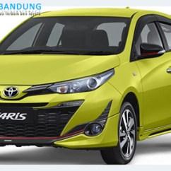 Toyota Yaris Trd Sportivo Harga Fitur Keamanan Grand New Avanza Spesifikasi 2018 Bandung Bagian Depan