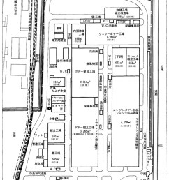 toyota motor corporation global website 75 years of toyota part1automobile assembly plant layout diagram [ 720 x 1263 Pixel ]