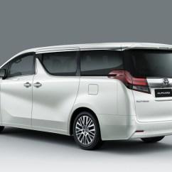 All New Vellfire 2020 Grand Veloz Vs Mobilio Rs Cvt Toyota Global Site Vehicle Gallery Alphard
