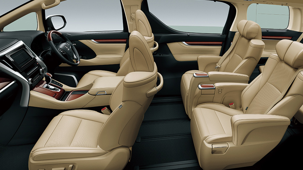 all new vellfire interior toyota camry thailand global site vehicle gallery alphard