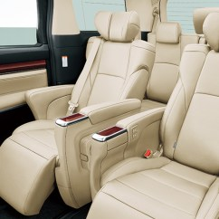 All New Alphard Interior Grand Avanza Ngelitik Toyota Global Site Vehicle Gallery