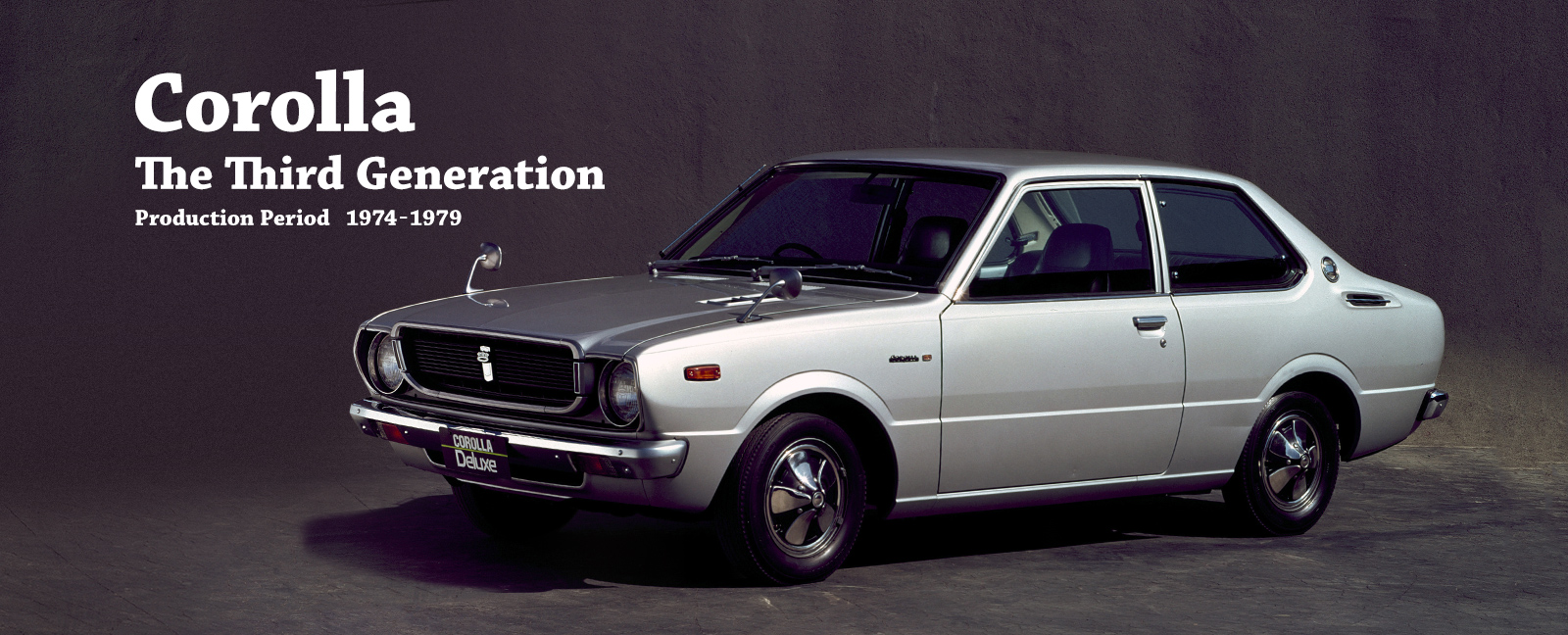 hight resolution of vehicle heritage corolla the third generation