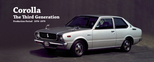 small resolution of vehicle heritage corolla the third generation