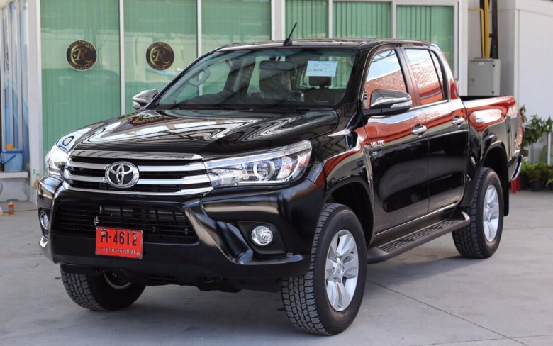 2017 2018 Toyota Revo Thailand Exporters 4x4 All New Hilux Full Change Model For Sale Cheapest