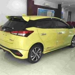 Toyota Yaris Trd Merah Harga Grand New Avanza Veloz 2019 Fitur 2018 Solo Info Spesifikasi
