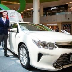 All New Camry Singapore Vs Accord Toyota News Updates Borneo Motors