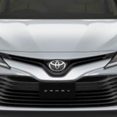 All New Camry Singapore Toyota Indonesia 2019 Sleek And Luxurious Sedan Front Design Rims