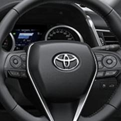 All New Camry Singapore Agya 1.2 G At Trd Toyota 2019 Sleek And Luxurious Sedan Direct Mounted Steering System Engine