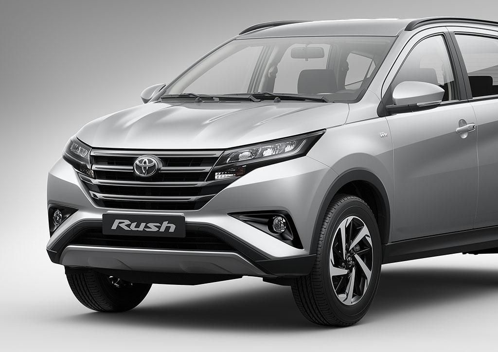 Rush  Toyota Costa Rica