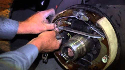 small resolution of toyota forklift brakes repair by technician