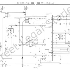 Toyota Wiring Diagram Radio 1jz Vvti Ecu 5e Library Img