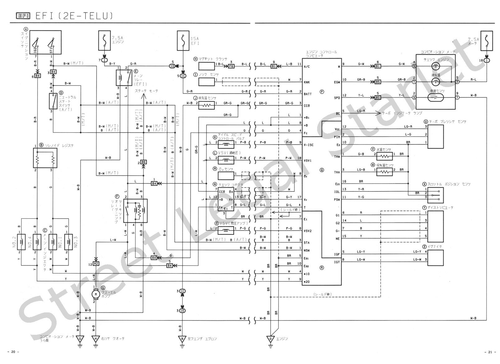 SLS EP71 Wiring diagram 2e telu?resized665%2C484 ae86 wiring diagram efcaviation com ae86 ignition wiring diagram at bakdesigns.co