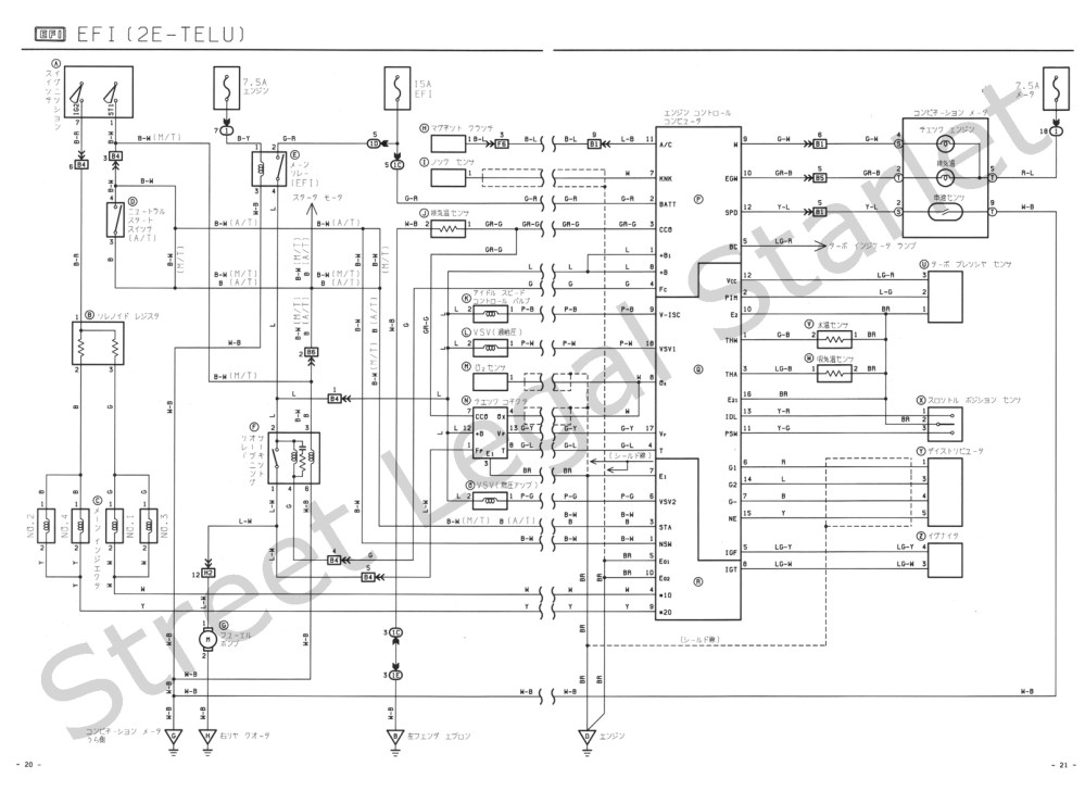 medium resolution of toyota aygo wiring diagram wiring library toyota wiring color codes sls ep71 wiring di