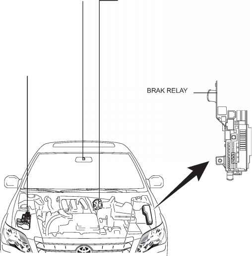 2007 Toyota Yaris Engine Diagram. Toyota. Auto Parts
