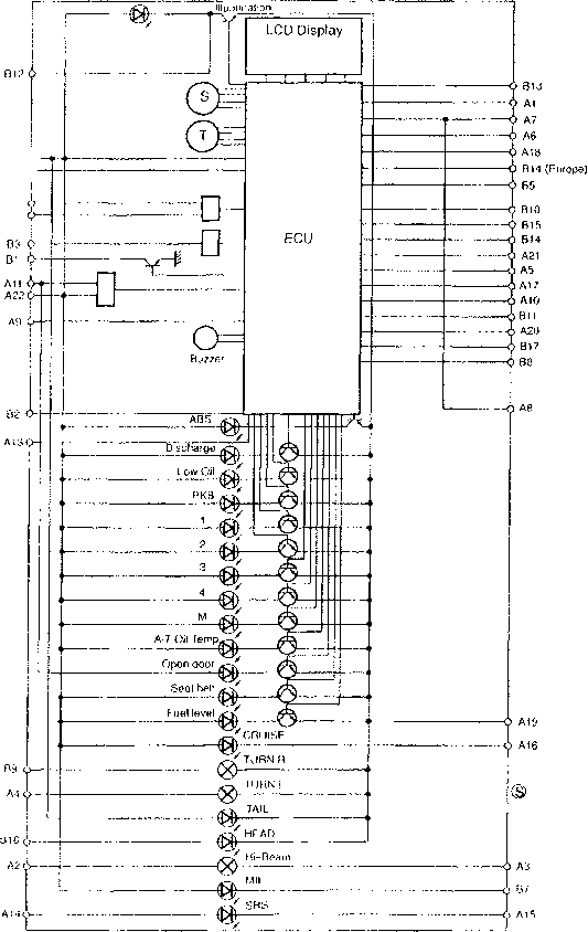 2000 Toyota Celica Ignition Wiring Diagram. 2005 Toyota