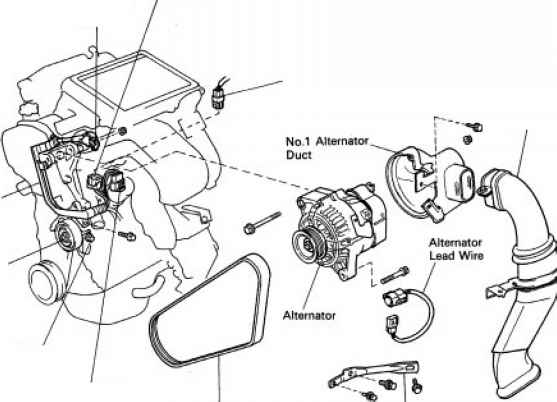 Toyota 7mge Engine Wiring Diagram Engine Compartment