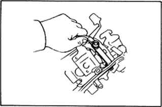 Disassembly Of Steering Column Assembu And Tilt Mechanism