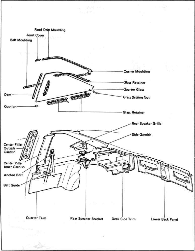 1987 toyota supra vacuum diagram wiring schematic